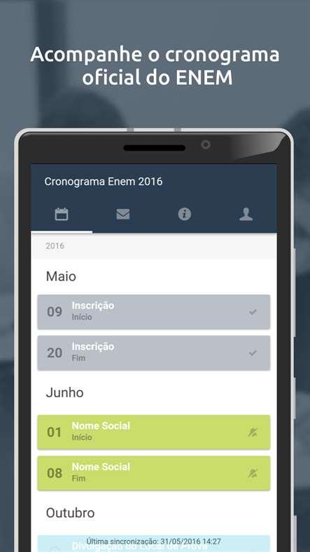 ENEM - 2016 - Imagem 1 do software