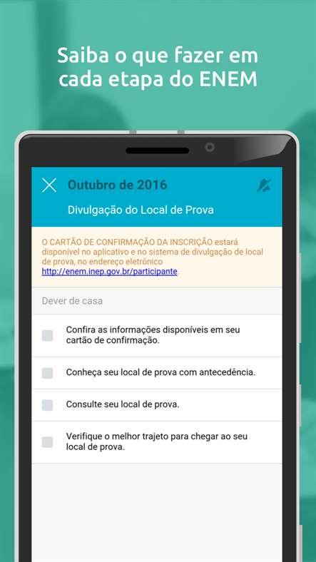 ENEM - 2016 - Imagem 2 do software