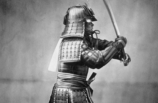 5 coisas sobre samurais que os filmes não mostram 05144207252224