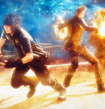 Imagem de Final Fantasy XV no TecMundo Games