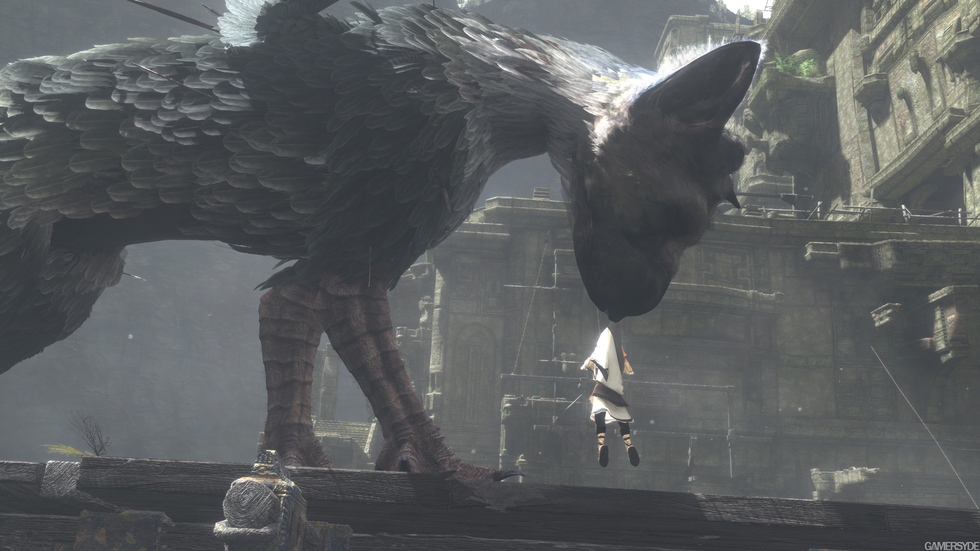 Análise do The Last Guardian