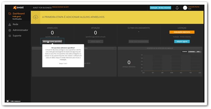 Avast for Business Endpoint Security - Imagem 1 do software