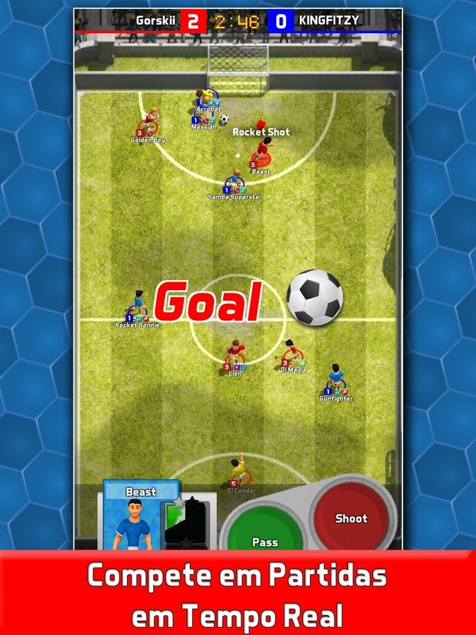 Soccer Manager Arena - Imagem 1 do software