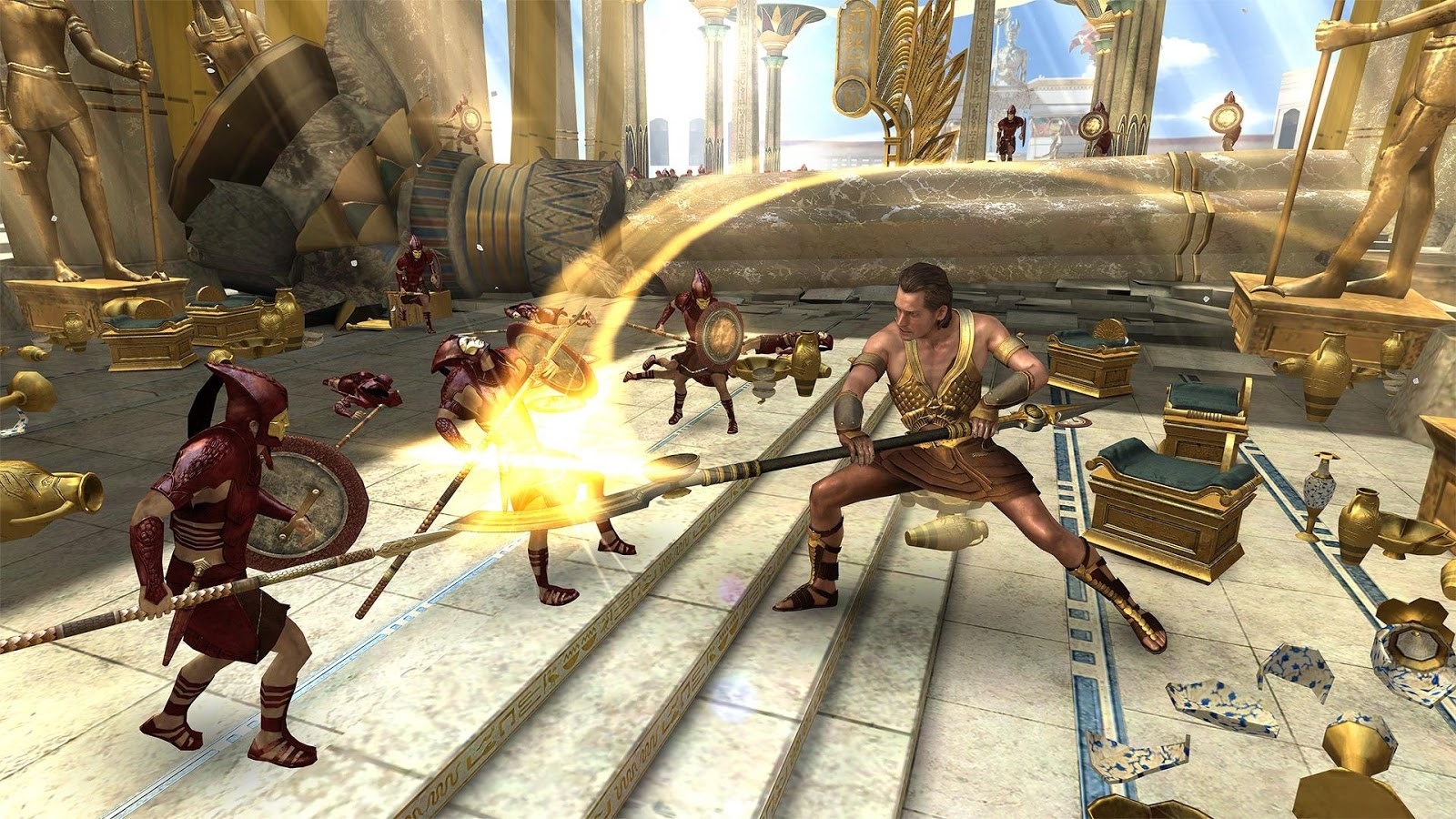 jogo android deuses do egito no friv jogos online