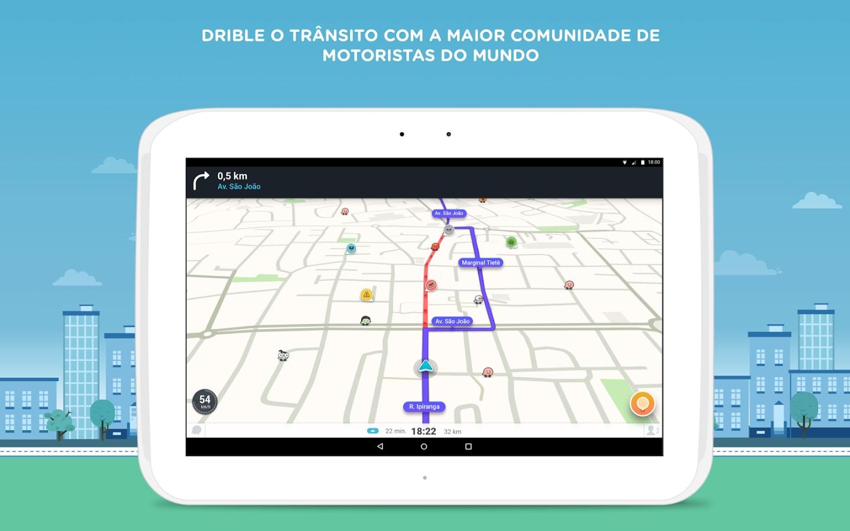 Waze Social Gps Maps Traffic Download