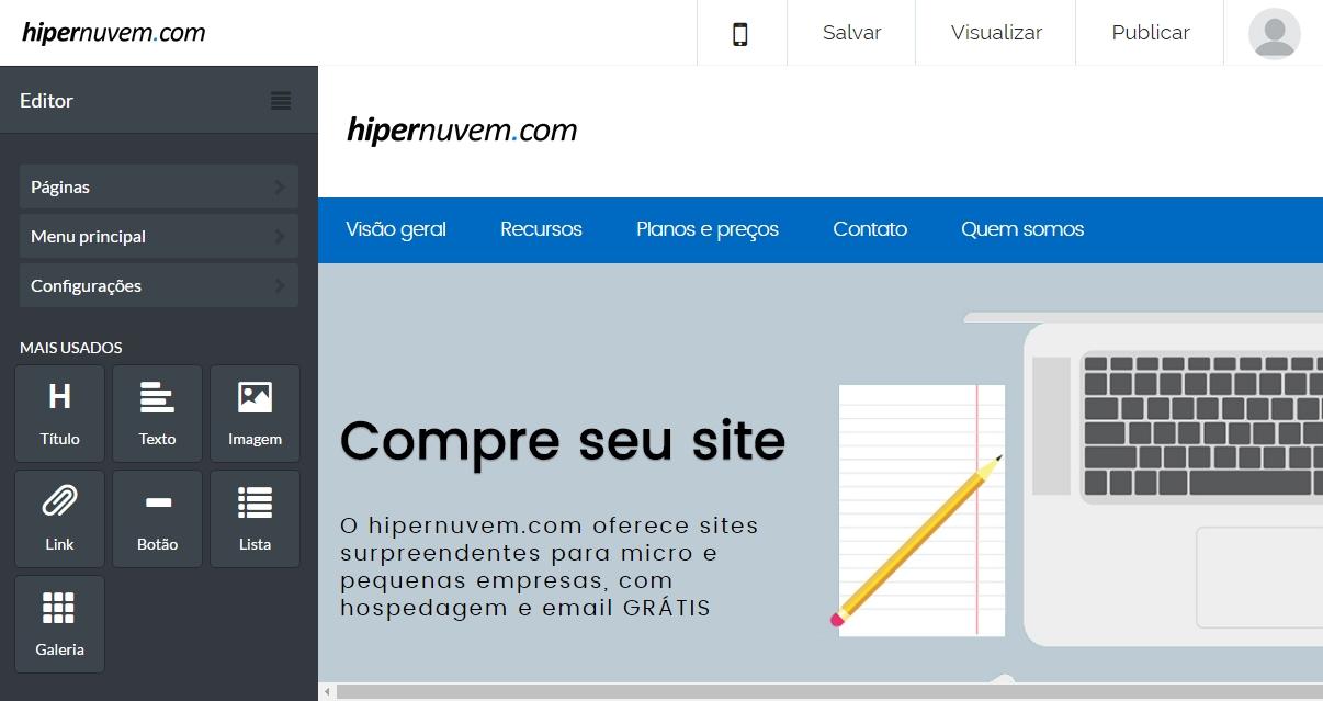 Hipernuvem