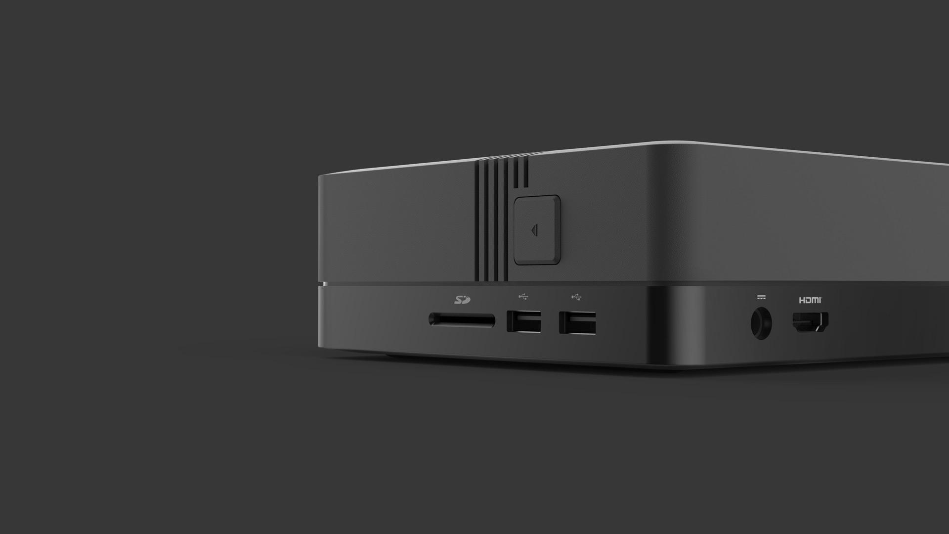 Novo console modular promete ser o paraíso para a jogatina old school