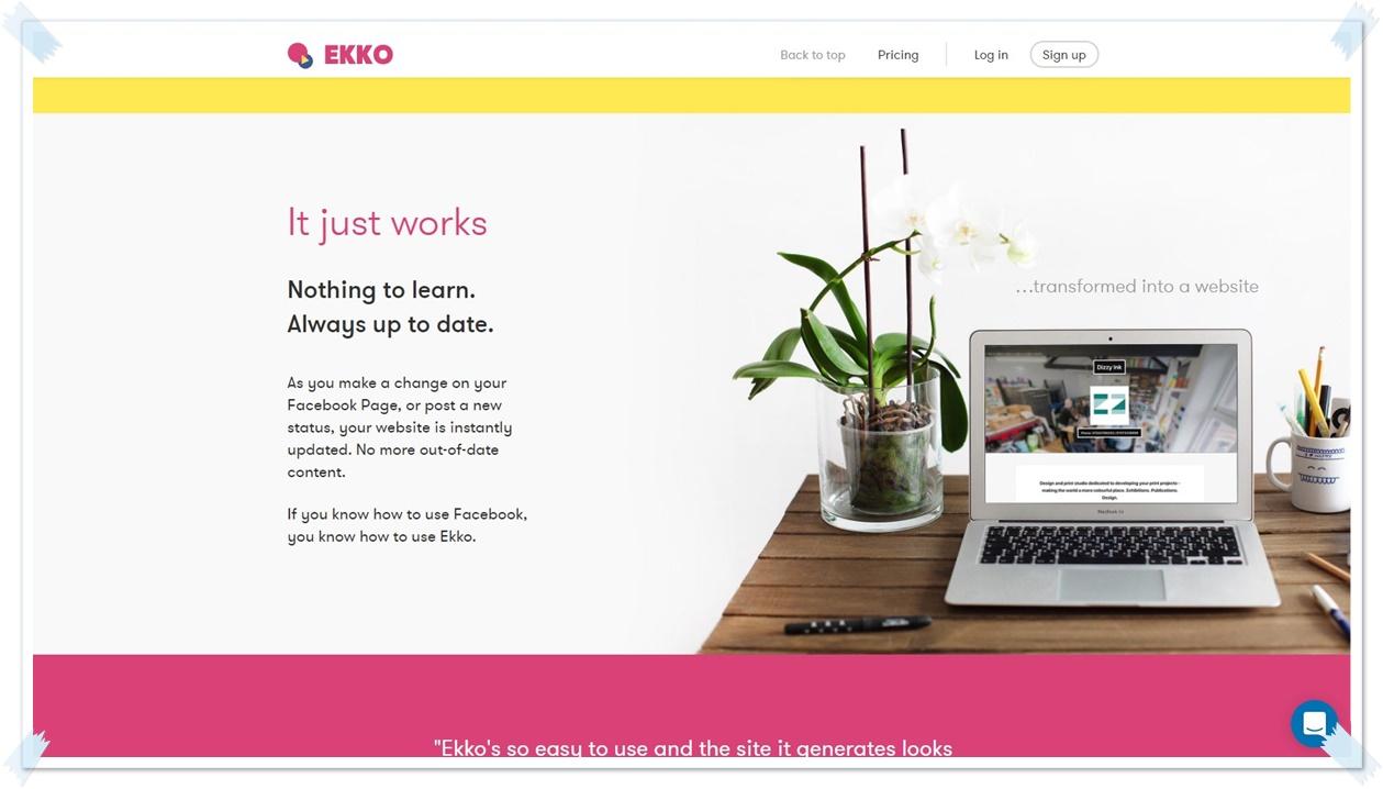 Ekko - Imagem 1 do software