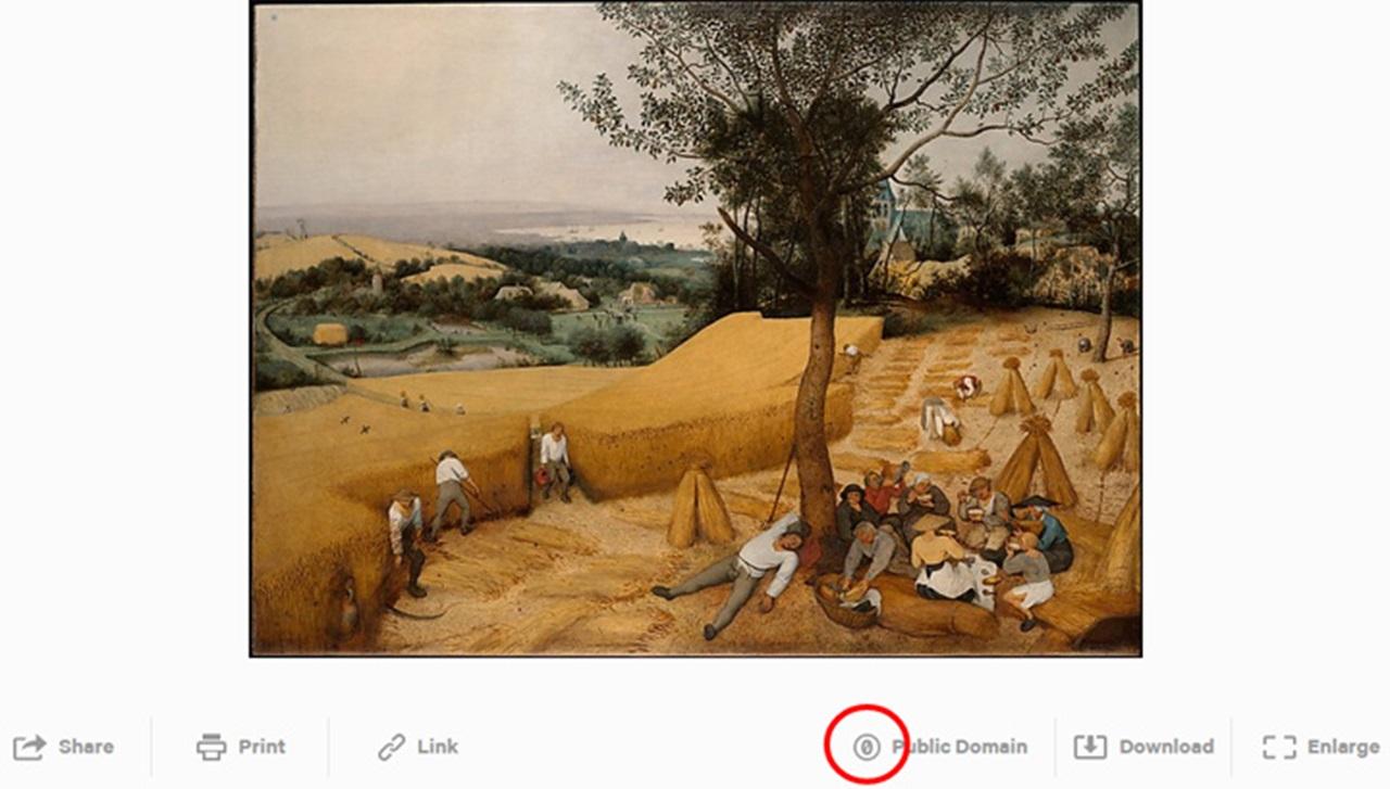 09150657101207 Uno de los mayores museos del mundo dispone de 375 mil imágenes de forma gratuita