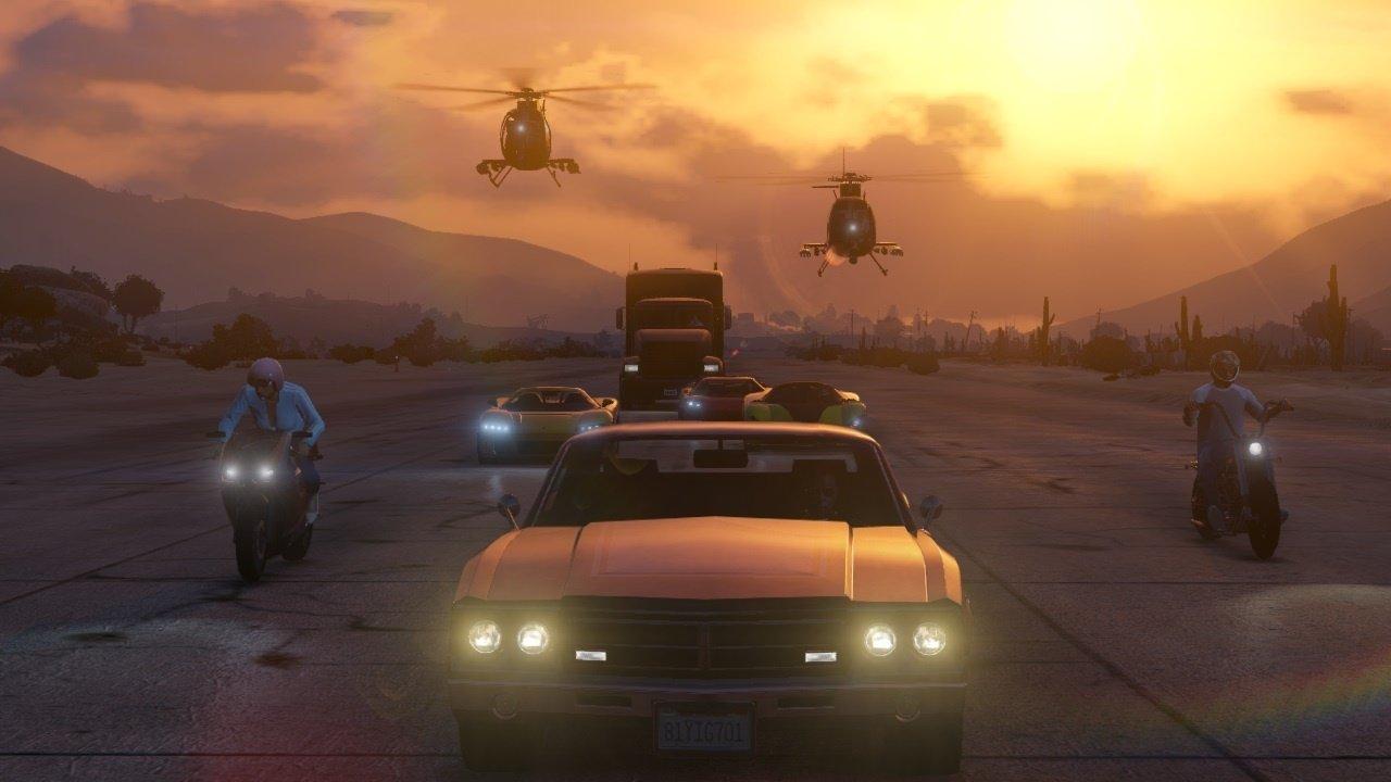 Jogo de mundo aberto de ex-chefão da Rockstar e da Crytek está em andamento