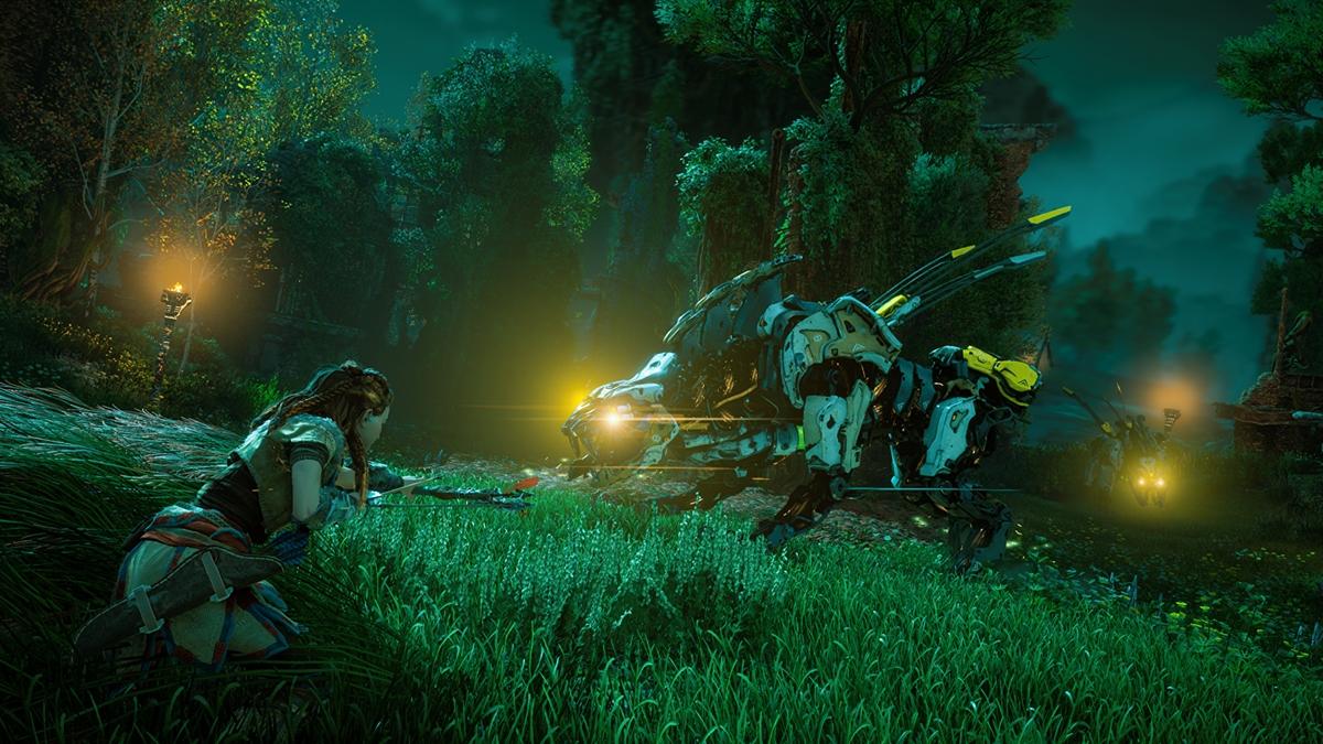 """Quer fazer 100% em Horizon Zero Dawn? """"Boa sorte"""", diz diretor ao Tec Games"""