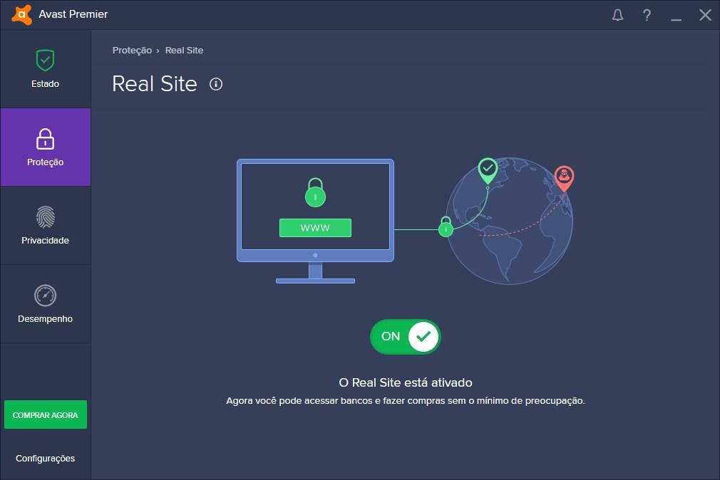 Avast Premier 2019 - Imagem 1 do software