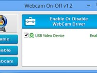 Webcam On-Off
