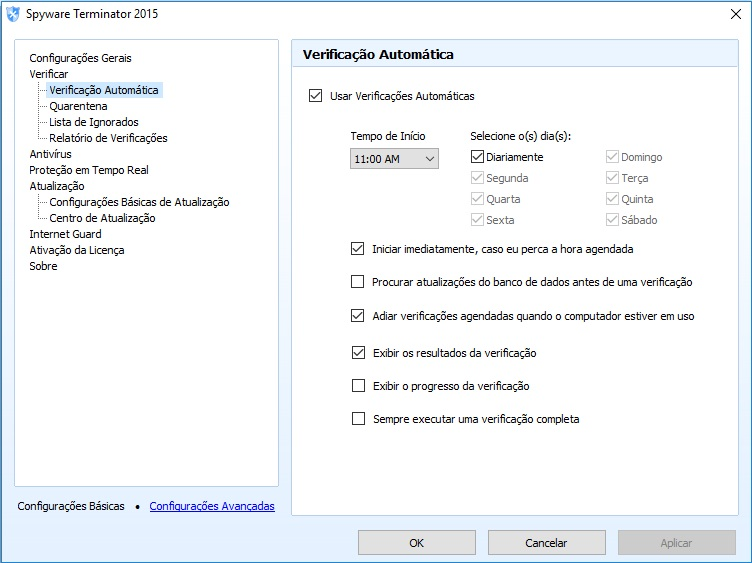 Spyware Terminator - Imagem 4 do software