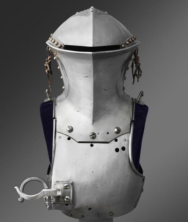 20185535999319 Echa un vistazo a 5 cascos de curiosos que ya han sido usados a lo largo de la Historia