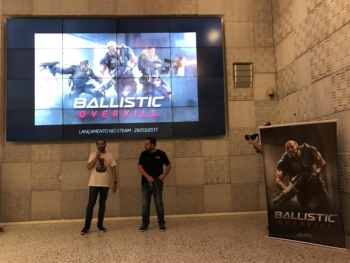 Robusto, Ballistic Overkill é o shooter brasileiro pro mundo todo conhecer