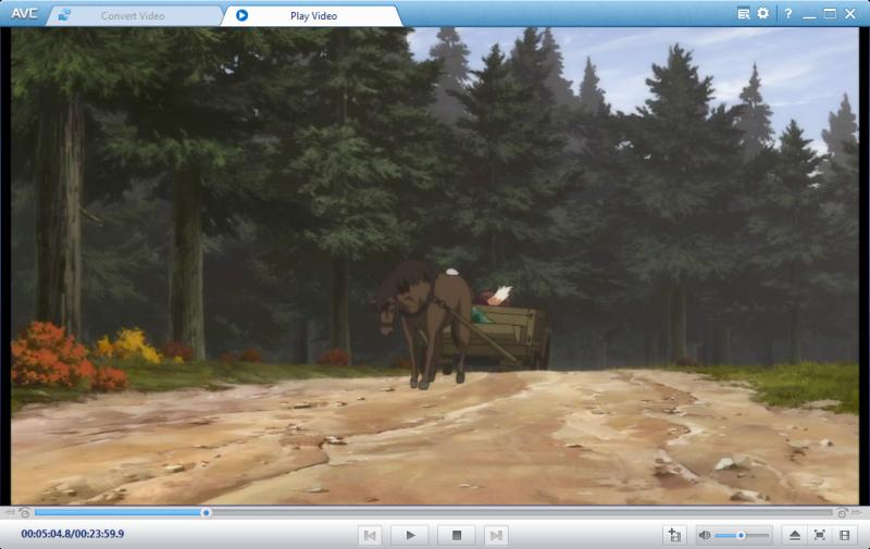 Any Video Converter - Imagem 2 do software
