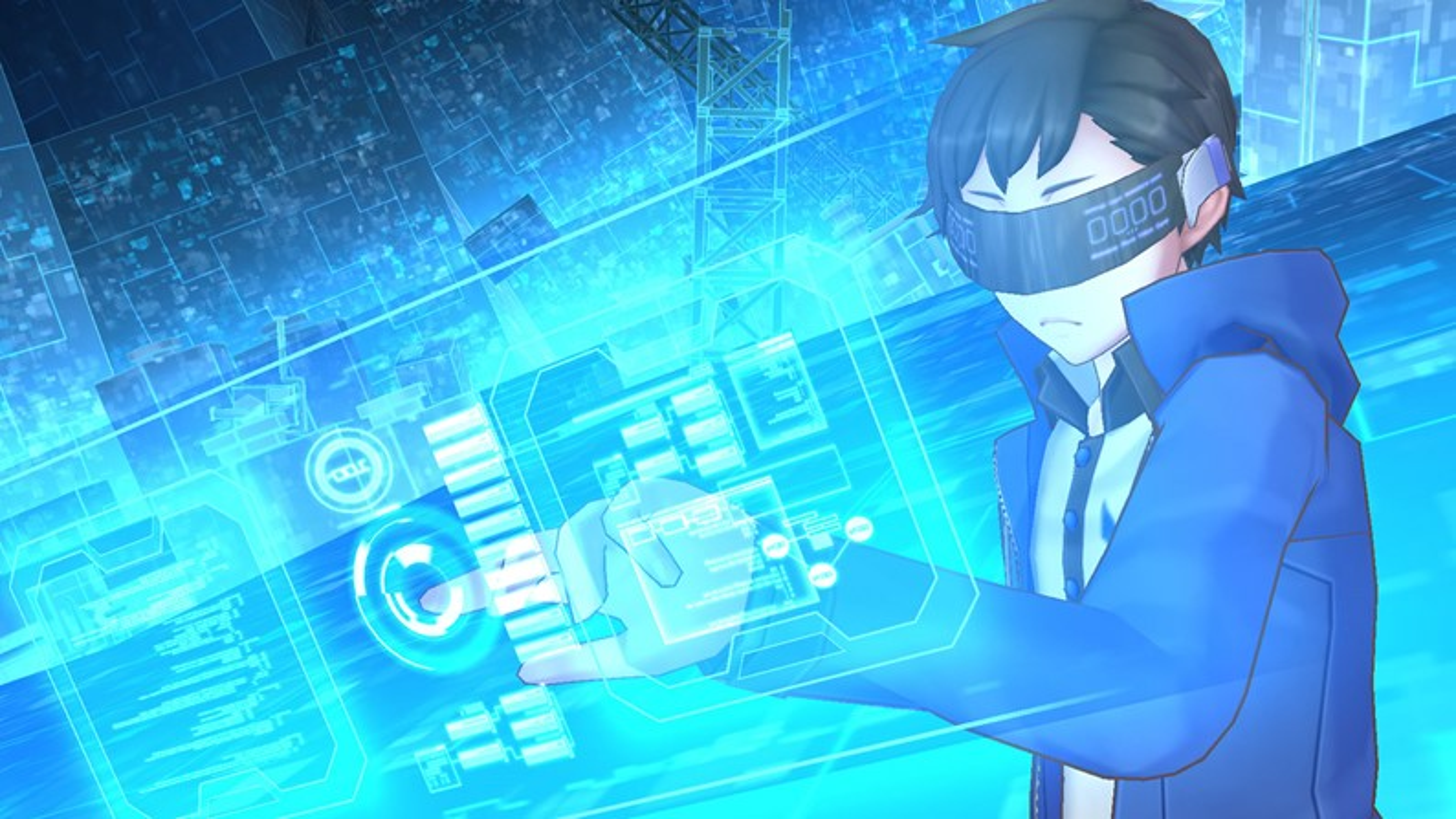 Bandai Namco anuncia Digimon Story: Cyber Sleuth Hacker's Memory