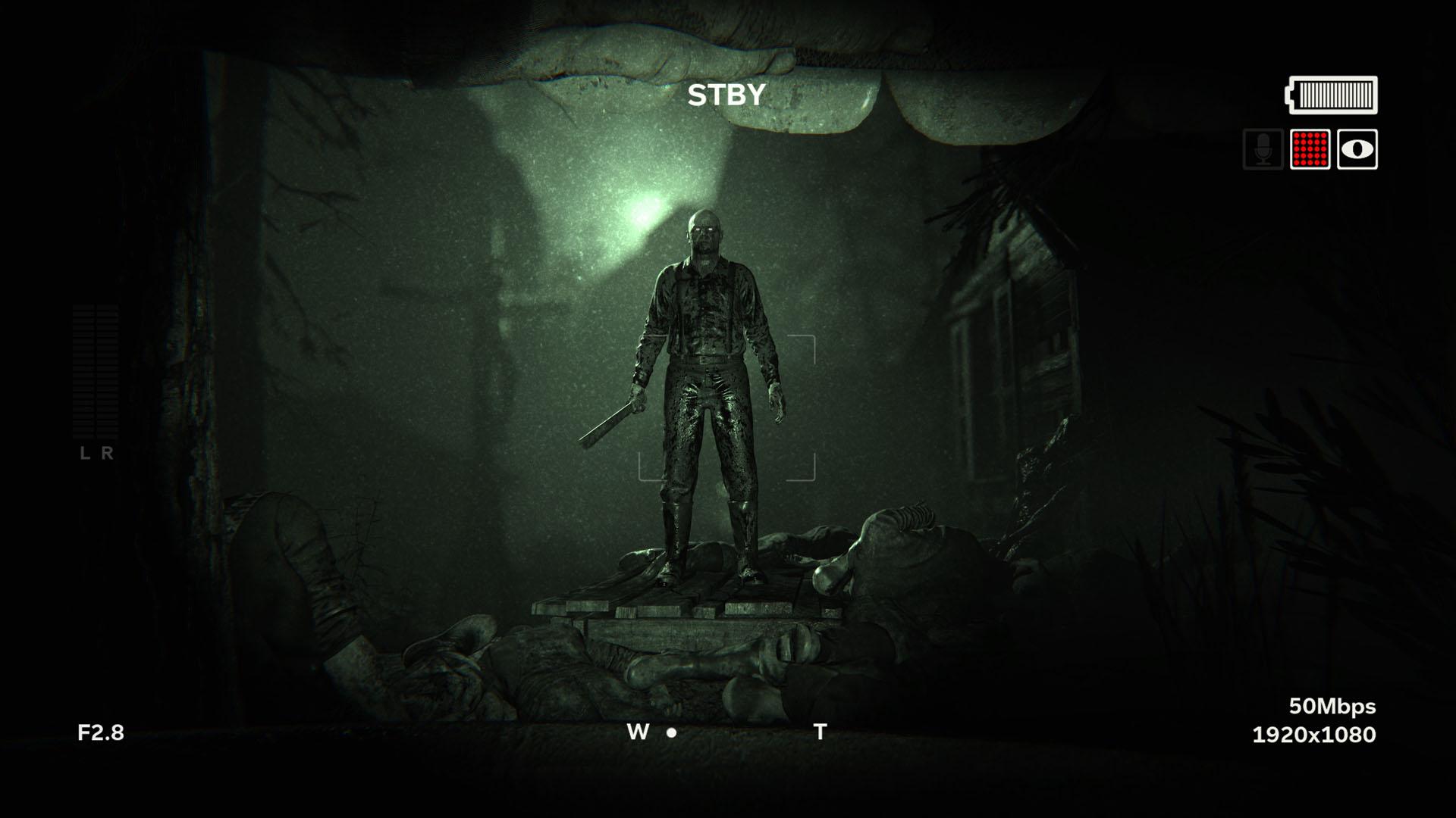 Assustador: novas imagens de Outlast 2 são absolutamente sinistras