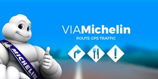 ViaMichelin: Route GPS Traffic