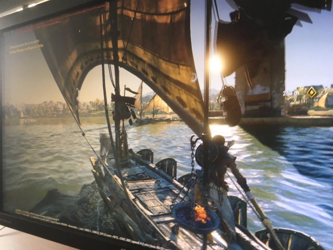 Fotos vazadas podem ter confirmado boatos do próximo Assassin's Creed