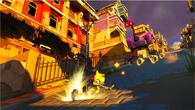 Pela primeira vez, Sonic Forces vai permitir criar personagem [vídeo]