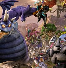 Imagem de Dragon Quest Heroes II: The Twin Kings and the Prophecy of the End no TecMundo Games