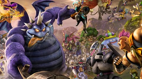 Imagem de Dragon Quest Heroes II: The Twin Kings and the Prophecy of the End no tecmundogames