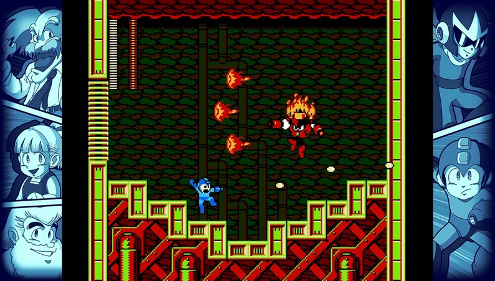 Capcom anuncia nova coletânea de Mega Man para PC, PS4 e XOne para agosto