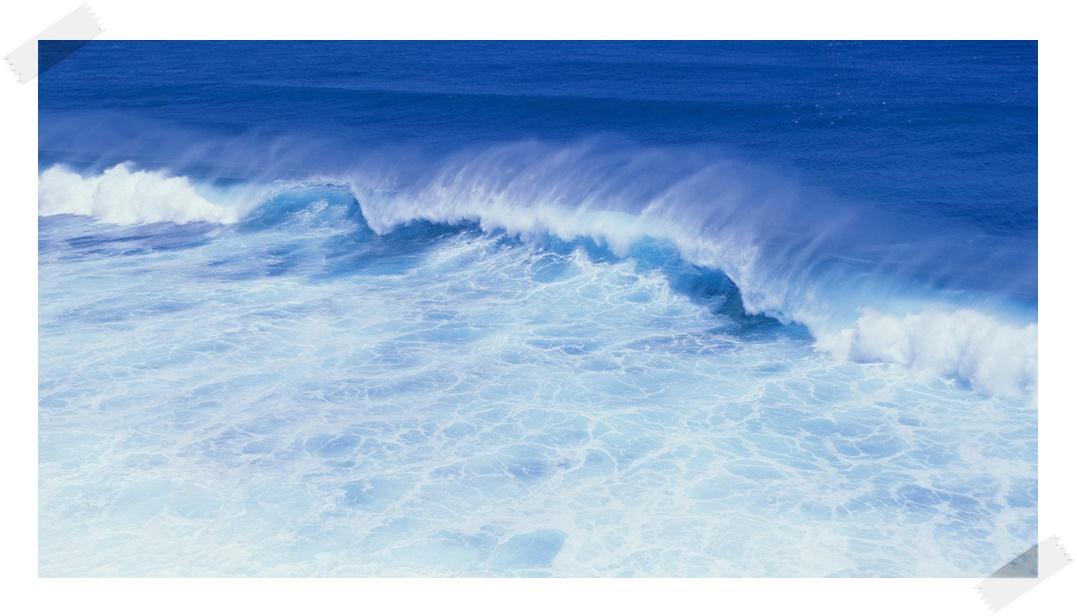 Tema Panorâmicas de Ondas - Imagem 1 do software