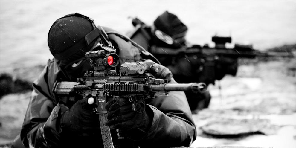 Prove ter a precisão de um sniper