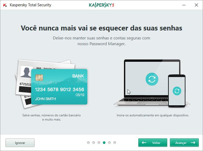 Kaspersky Total Security - Imagem 1 do software