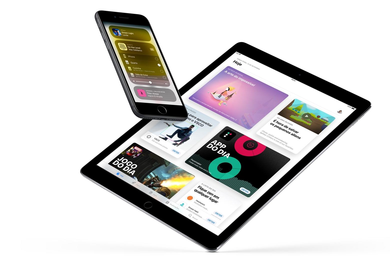 Apple lança iOS 11.1 com 70 novos emojis e correções de bugs