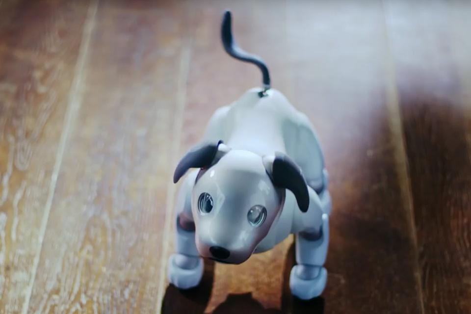 Sony relança o cão-robô Aibo no Japão