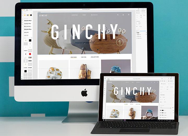 Adobe Experience Design - Imagem 3 do software