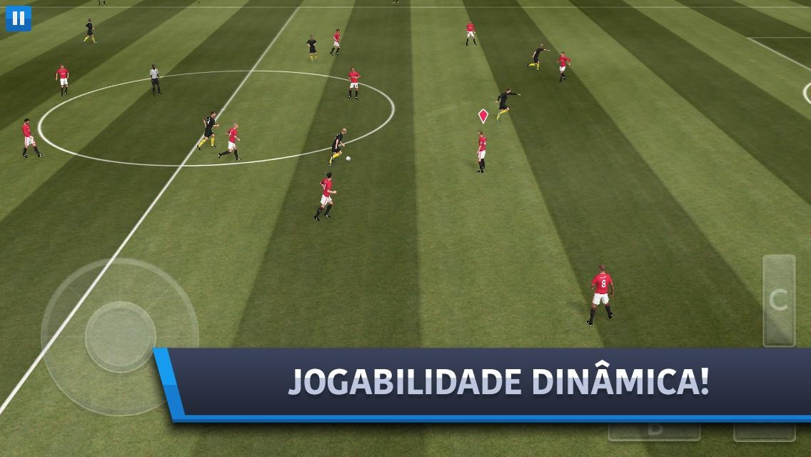 Dream League Soccer 2018 - Imagem 1 do software