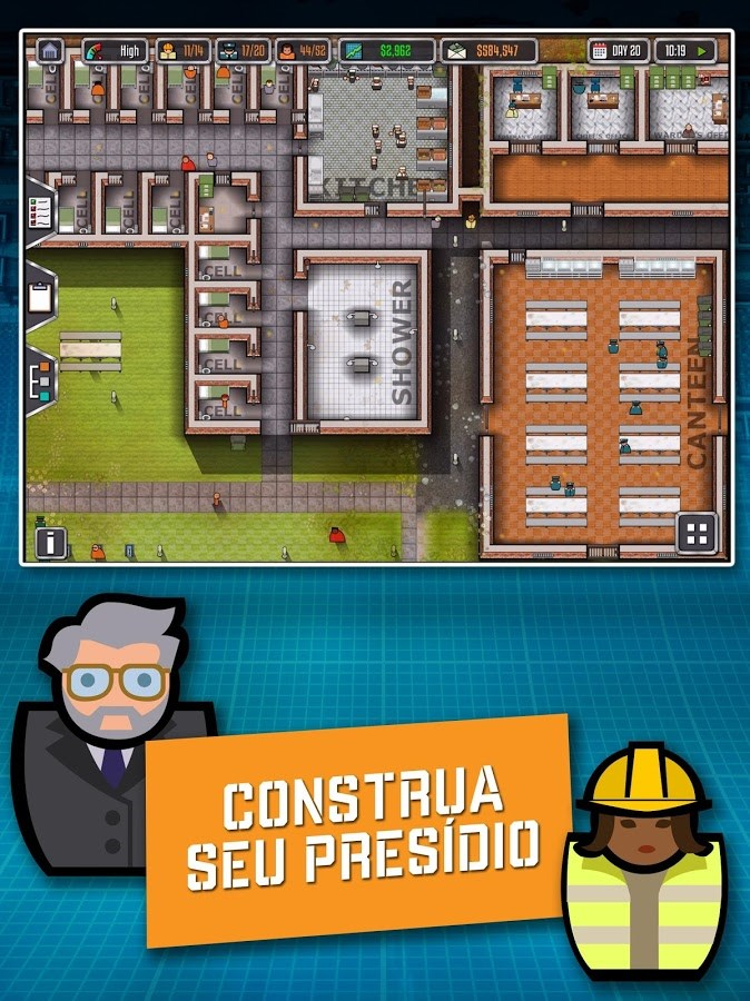 how to build prison architect