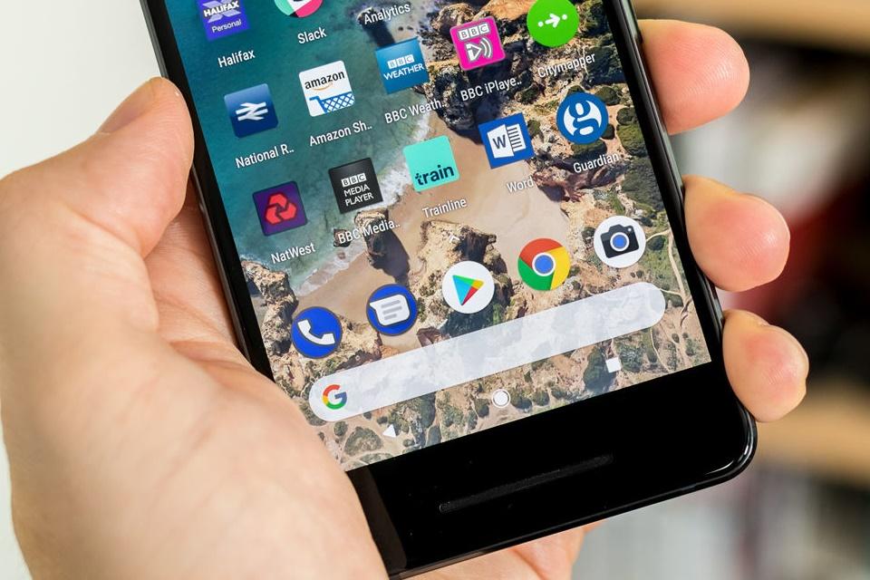 Google testa novo design para o Pixel Launcher do Android P