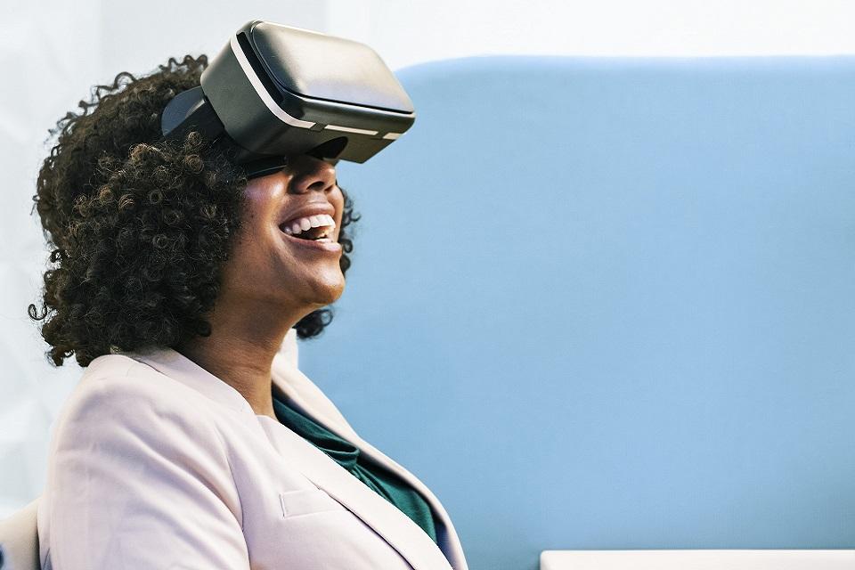 Hospital usa VR como substituto a medicamentos para a dor