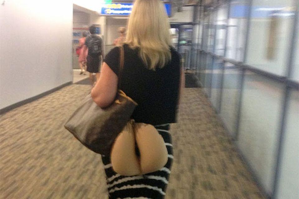 Mais 17 flagras curiosos feitos em aeroportos internacionais