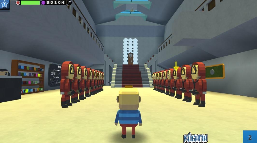 KoGaMa - La Casa de Papel - Imagem 1 do software