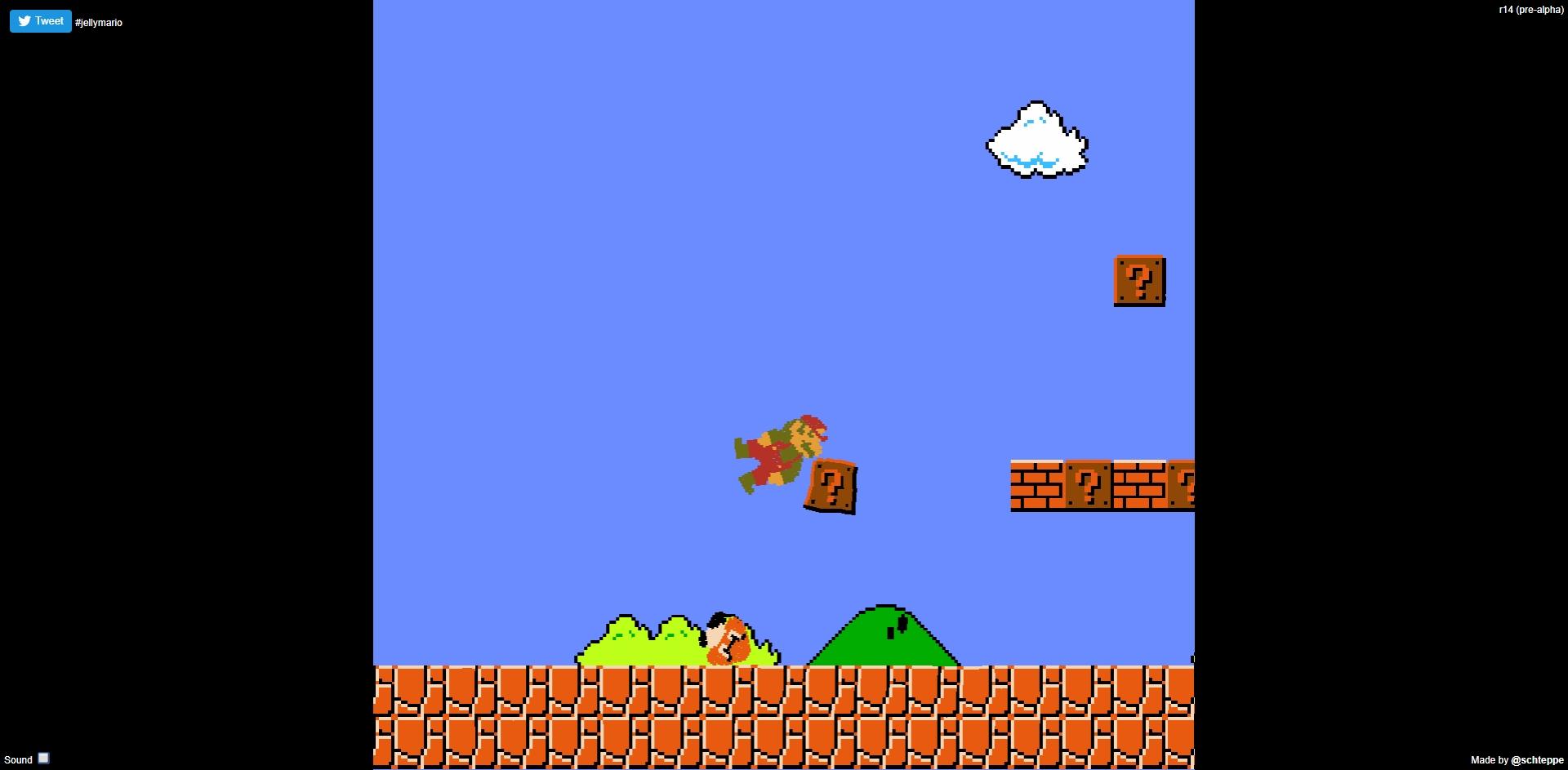 Jelly Mario - Imagem 1 do software