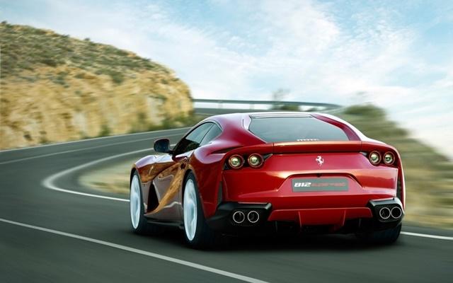 Ferrari 812 Superfast Theme - Imagem 1 do software