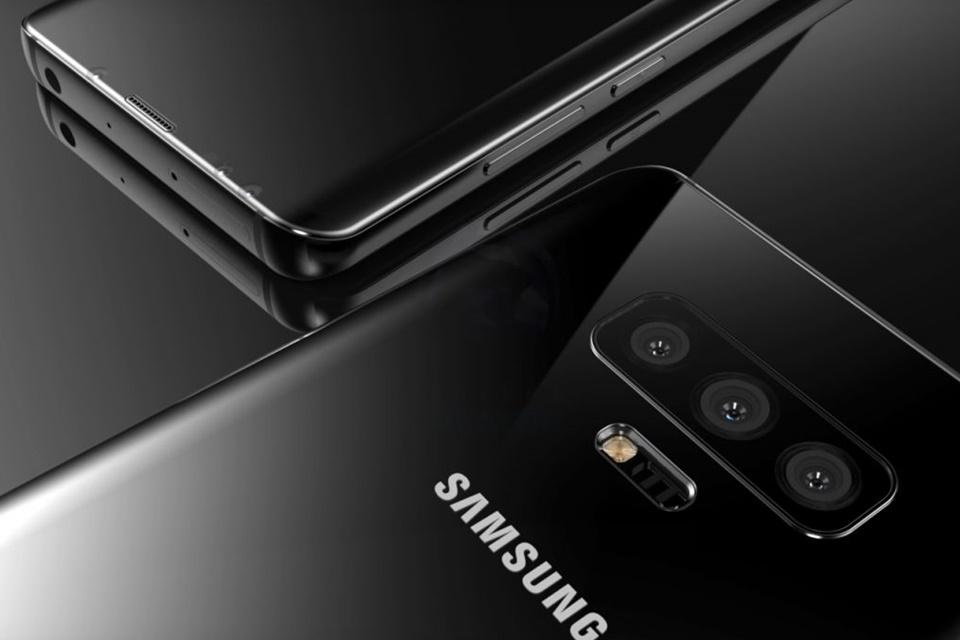 Teste de benchmark pode ter revelado mudança de design do Galaxy S10