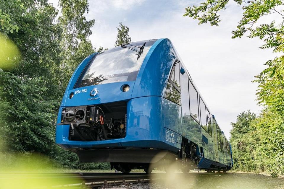 Primeiros trens movidos a hidrogênio do mundo são inaugurados na Alemanha
