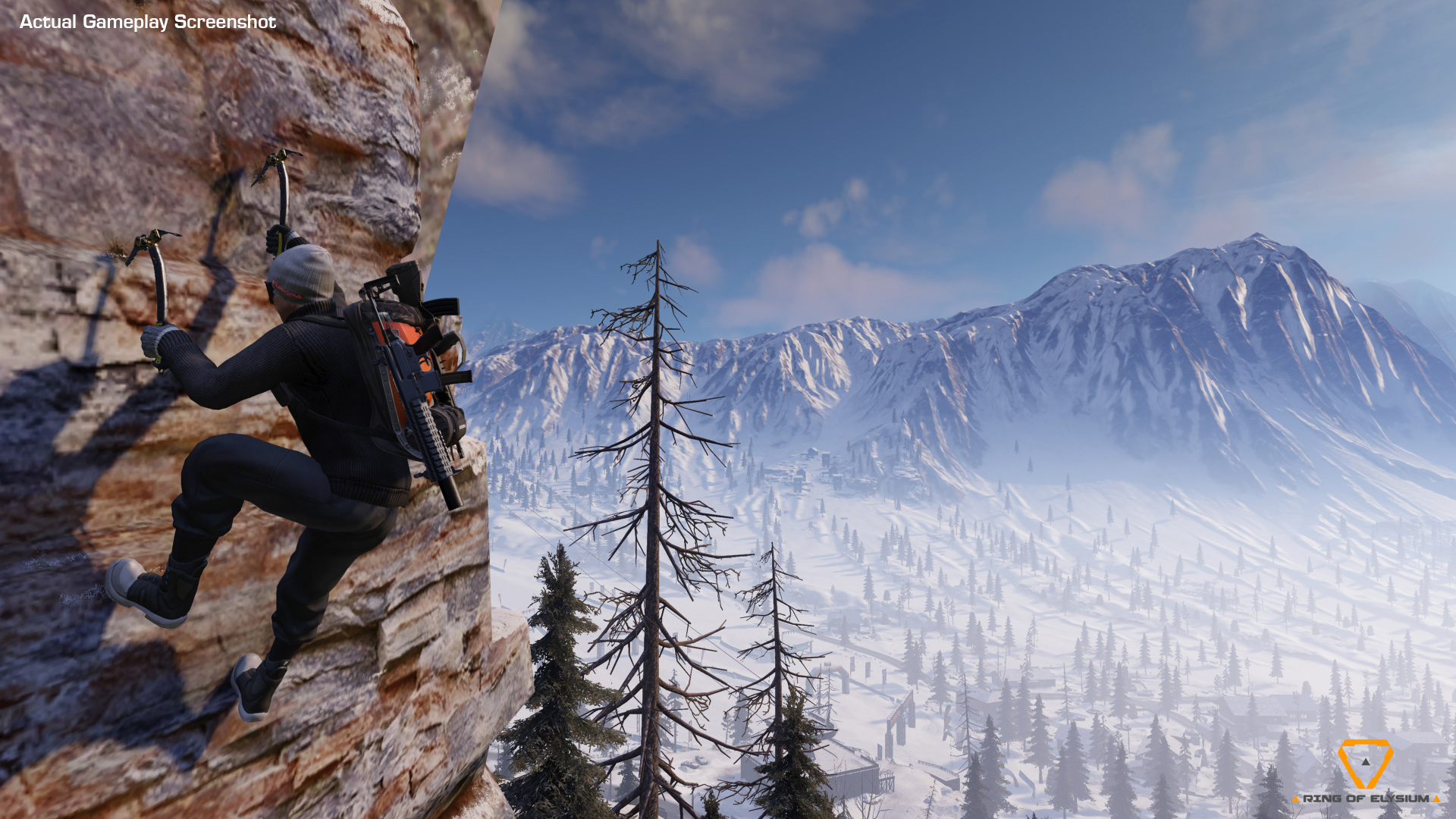Ring of Elysium - Imagem 1 do software