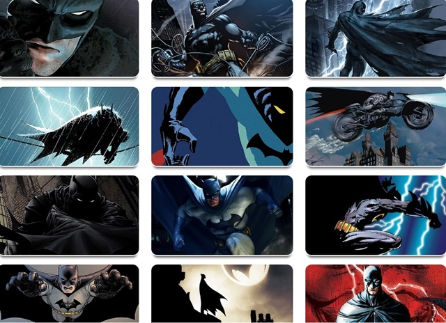 Batman Theme - Imagem 1 do software