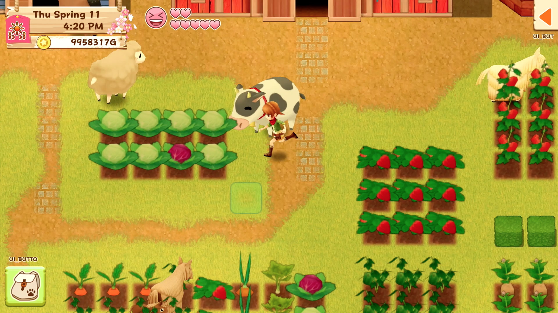 Harvest Moon: Light of Hope - Imagem 1 do software