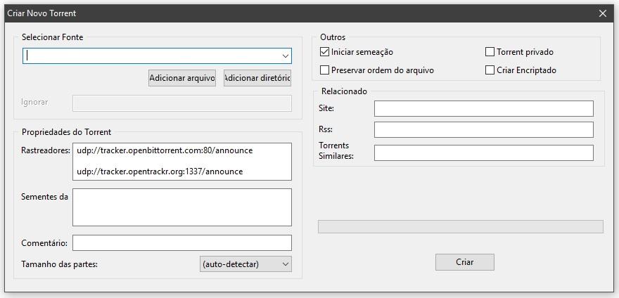 uTorrent - Imagem 6 do software