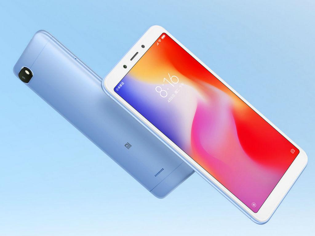 Xiaomi Redmi 6A tem 2 GB de RAM e custa pouco mais de R$ 400; vale a pena?
